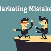 بزرگ ترین اشتباه بازاریابی