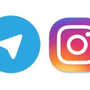 تولید محتوا در محیط تلگرام و اینستاگرام