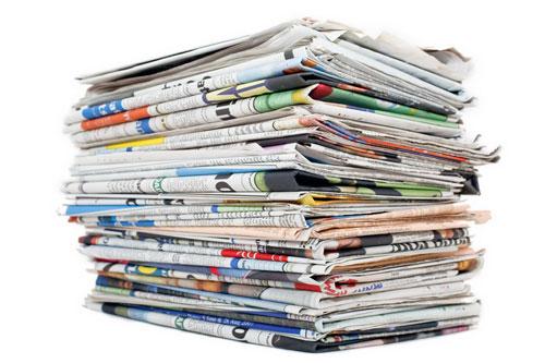 هزینه کاغذ یک نسخه روزنامه چقدر است؟