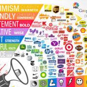 روان شناسی رنگ ها در بازاریابی و برندسازی