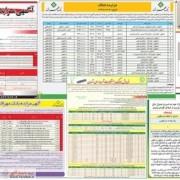 چاپ آگهی مزایده اموال مازاد نهادهای دولتی و عمومی
