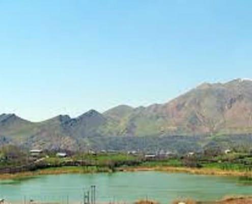 دریاچه قم