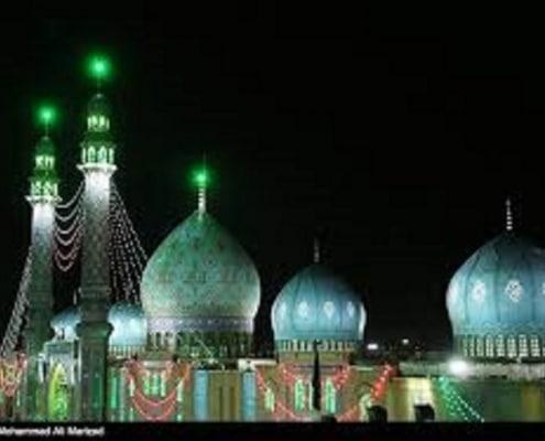 مسجد جمکران.